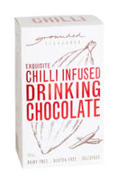 Chilli Infused Hot Chocolate
