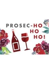 Prosec-Ho! Ho! Ho!