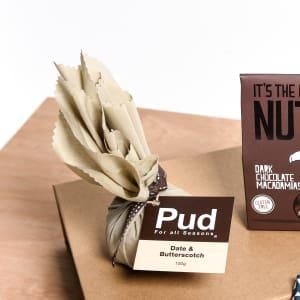 Assorted Pud for all Seasons Christmas pudding 100g