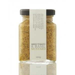 Yarra Valley Foods Dried Tomato + Basil Mustard