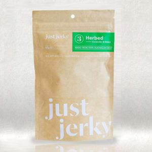 Herbed Just Jerky