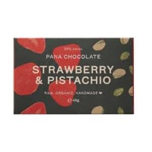 Strawberry & Pistachio Pana