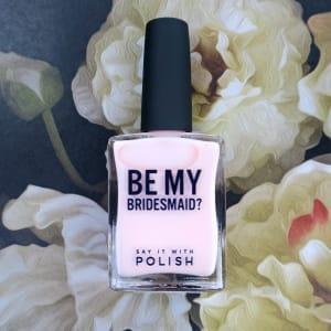 Be My Bridesmaid - Polish