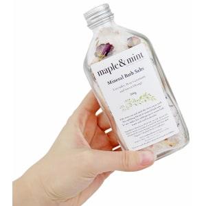 Maple & Mint Lavender & Rose Bath Salts