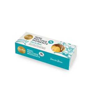 Vanilla Bean  Mini Melting Moments 50g