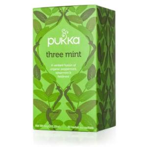 Pukka - Three Mint Tea - Standard