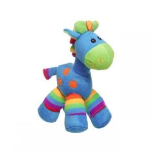Bright Blue Gerry Giraffe - Standard