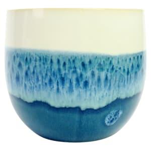 Blue Ombre Planter - Standard