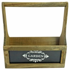 Wooden Carry Tote - Standard