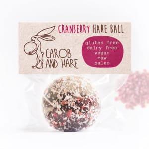 Cranberry Hare Ball  - Standard