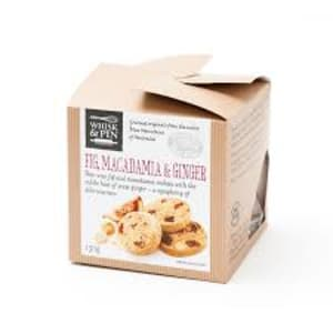 Fig Macadamia & Ginger - Standard