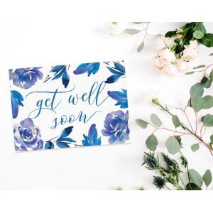 Get Well Soon Gift Card - Standard