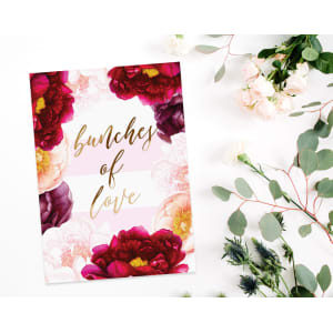 Bunches Of Love - Gold - Standard