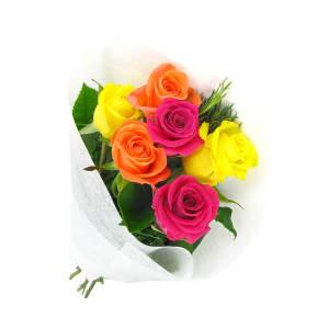 Valentine's 6 Just Roses