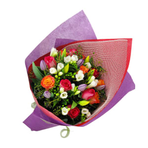 Bright Scented Bouquet