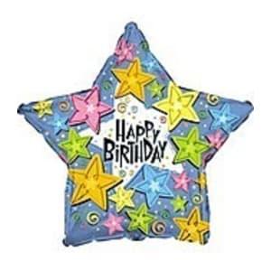 Happy Birthday - Star