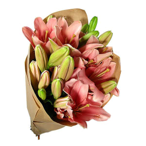 Mother's Day Lily Bunch