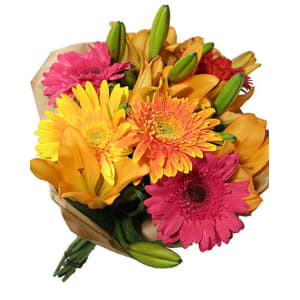 Fun, Bright Bouquet