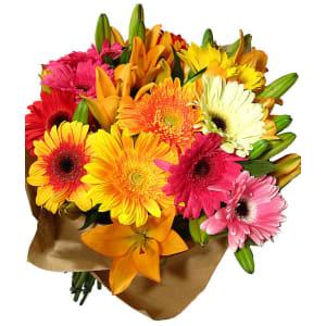 Mum's Day Fun, Bright Bouquet