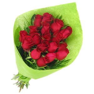 18 Roses Bouquet