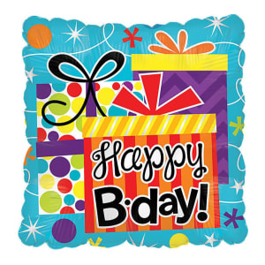 Happy Birthday - Gifts