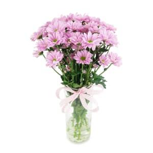 Chrysanthemum Vase