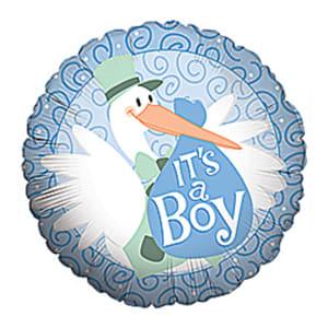 Baby Boy - Stork