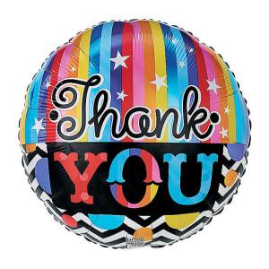 Thank You - Stripes