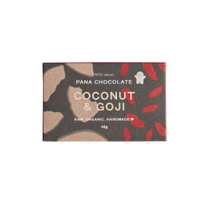 Coconut & Goji Pana Chocolate