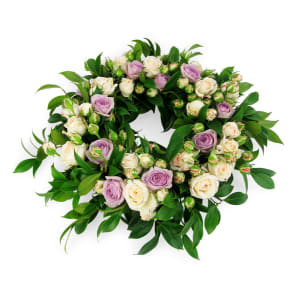 In Our Hearts Wreath
