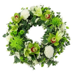 Sweet Serenity Wreath
