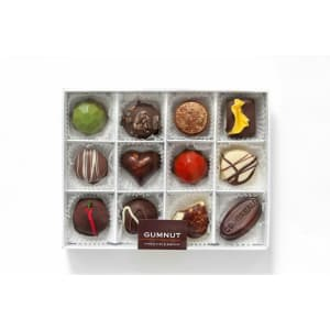 Gumnut Truffles Box Of 12