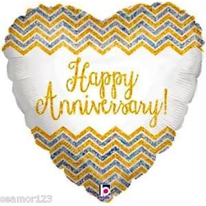 Happy Anniversary Heart
