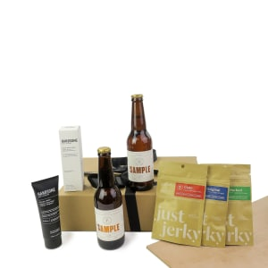Snacks & Skincare Sampler #3