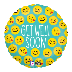 Get well soon - emoji