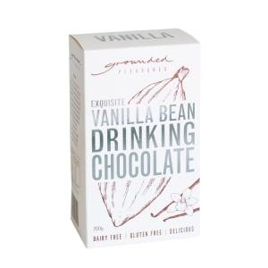 Vanilla Bean Hot Chocolate
