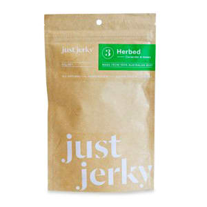 Just Jerky - Herbed