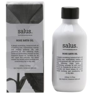 Salus Rose Bath Oil