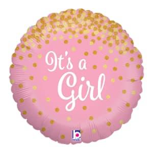 It's A Girl - Glitter
