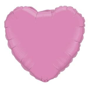 Heart - Soft Pink