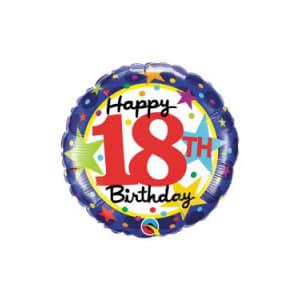18th Birthday - Stars