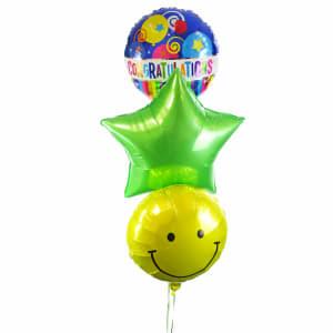 Congrats Balloon Bouquet