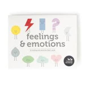 Feeling & Emotions Flash Cards