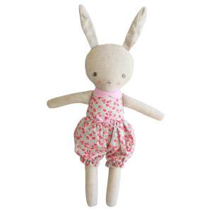 Rosy Romper - Bunny