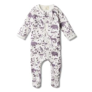 Girls Wild Woods Growsuit