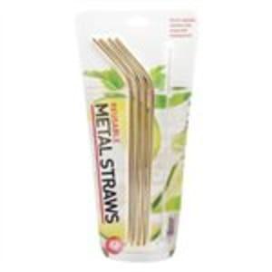 Reusable Metalic Straws