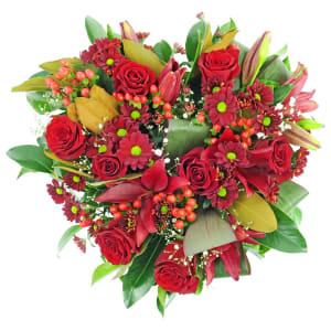 Full Of Love Wreath