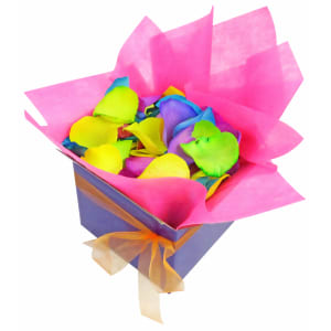 Rainbow Road Rose Petals