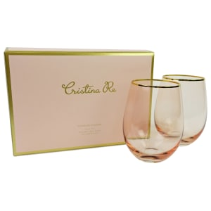 Crystal Tumbler Gift Set