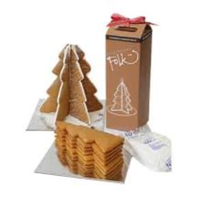 Gingerbread Tree Kit